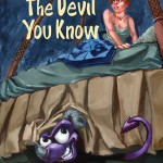 "One Flea Circus- ""The Devil You Know"" Poster"