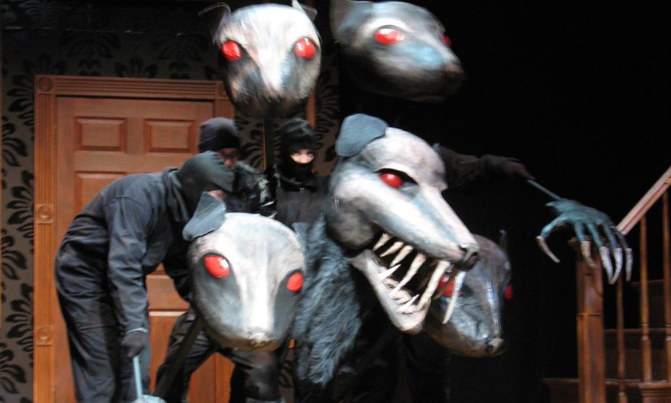 Rat King House Theatre One Flea Circus